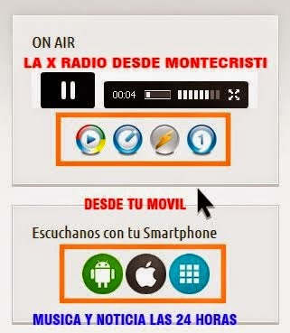 LA X RADIO MONTECRISTI
