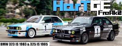 Modified BMW 323 IS 1983