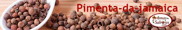 Pimenta-da-jamaica