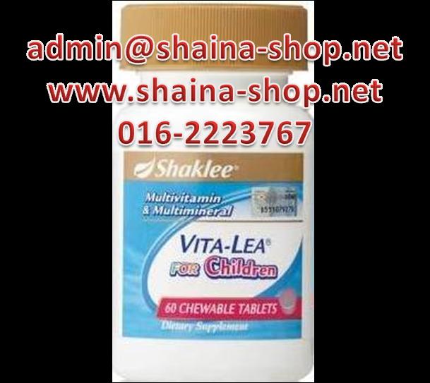 VITA-LEA FOR CHILDREN SHAKLEE
