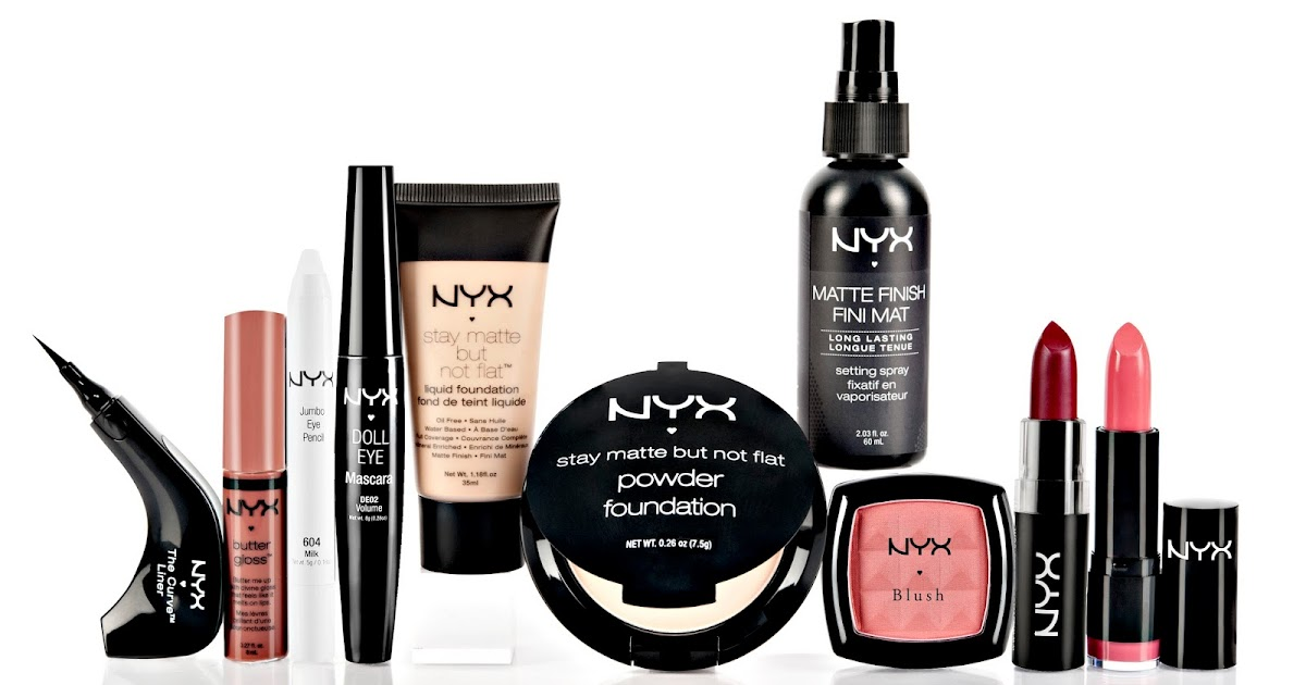 Win! An NYX hamper worth €100! #LovelyGirlieBlogoversary ...