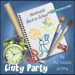 Linky party The creative factory