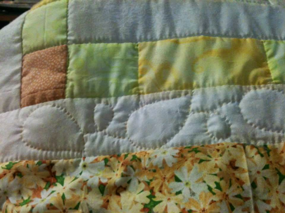 The Feisty Quilter: Quality of My Work