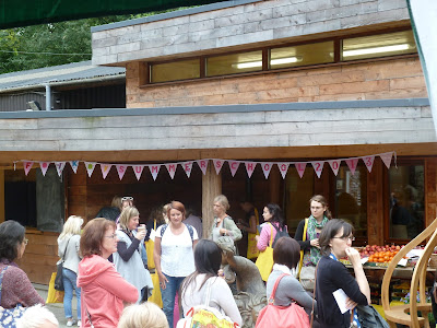 Folksy Summer School, Woodland Discovery Centre, Ecclesall Woods, Sheffield