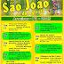 Divulgada programação do São João de Aroeiras