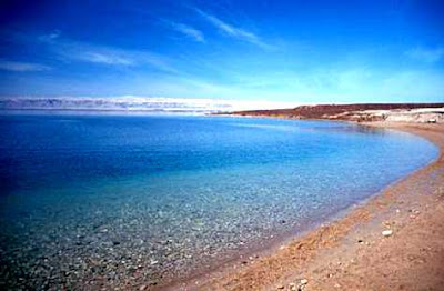 Laut Mati adalah perairan yang paling asin di dunia?