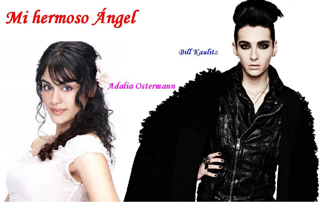 Mi hermoso ángel