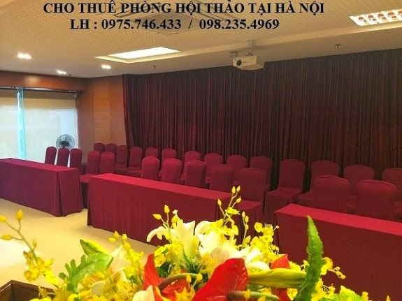 phòng hội thảo 50 chỗ tại hà nội
