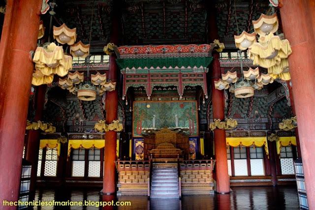 Chandeokgung Palace seoul