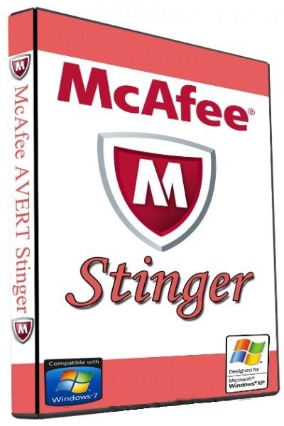 تحميل برنامج مكافى ستينغر للحماية McAfee AVERT Stinger 11.0.0.465