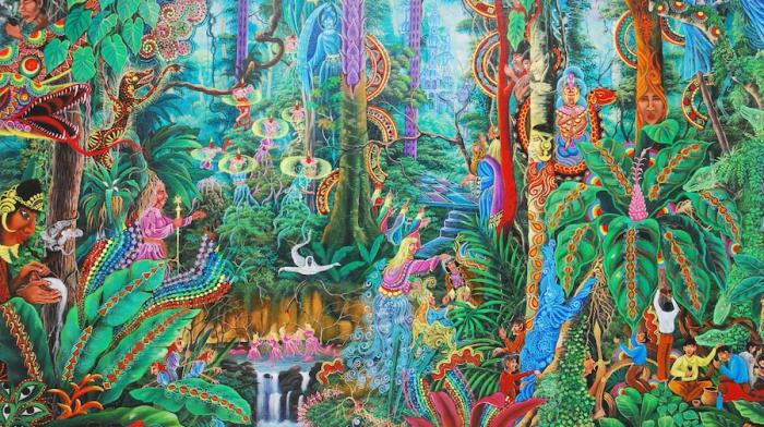 Alternativa Civilizatoria, el humano y la naturaleza coexistiendo