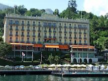 Grand Hotel Lake Como Italy