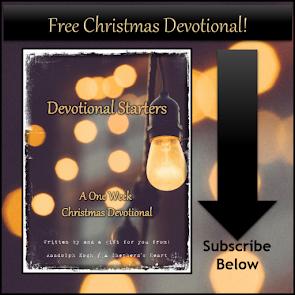Free Christmas Devotional!