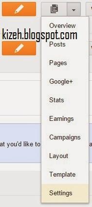 Cara 100% mudah menambah admin blog