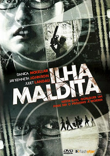 Ilha Maldita - DVDRip Dublado