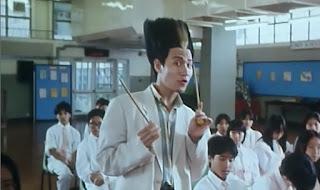 Jackie Cheung Future Cops 超級學校霸王