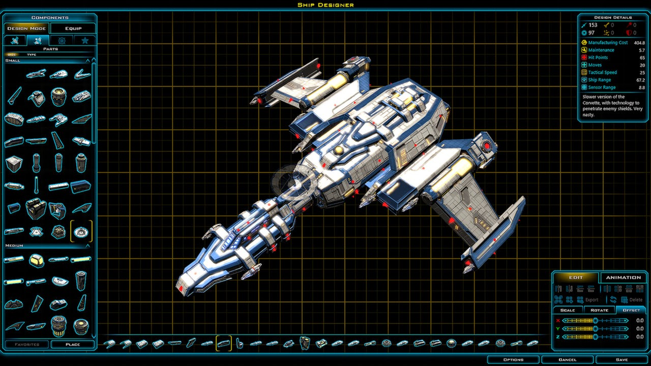 galactic civilizations iii pc preview chalgyr 39 s game room. Black Bedroom Furniture Sets. Home Design Ideas