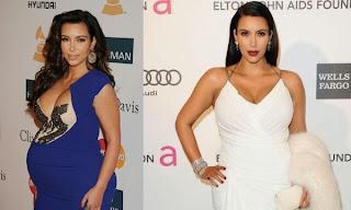 Kim Kardashian Embarazada, parte 2