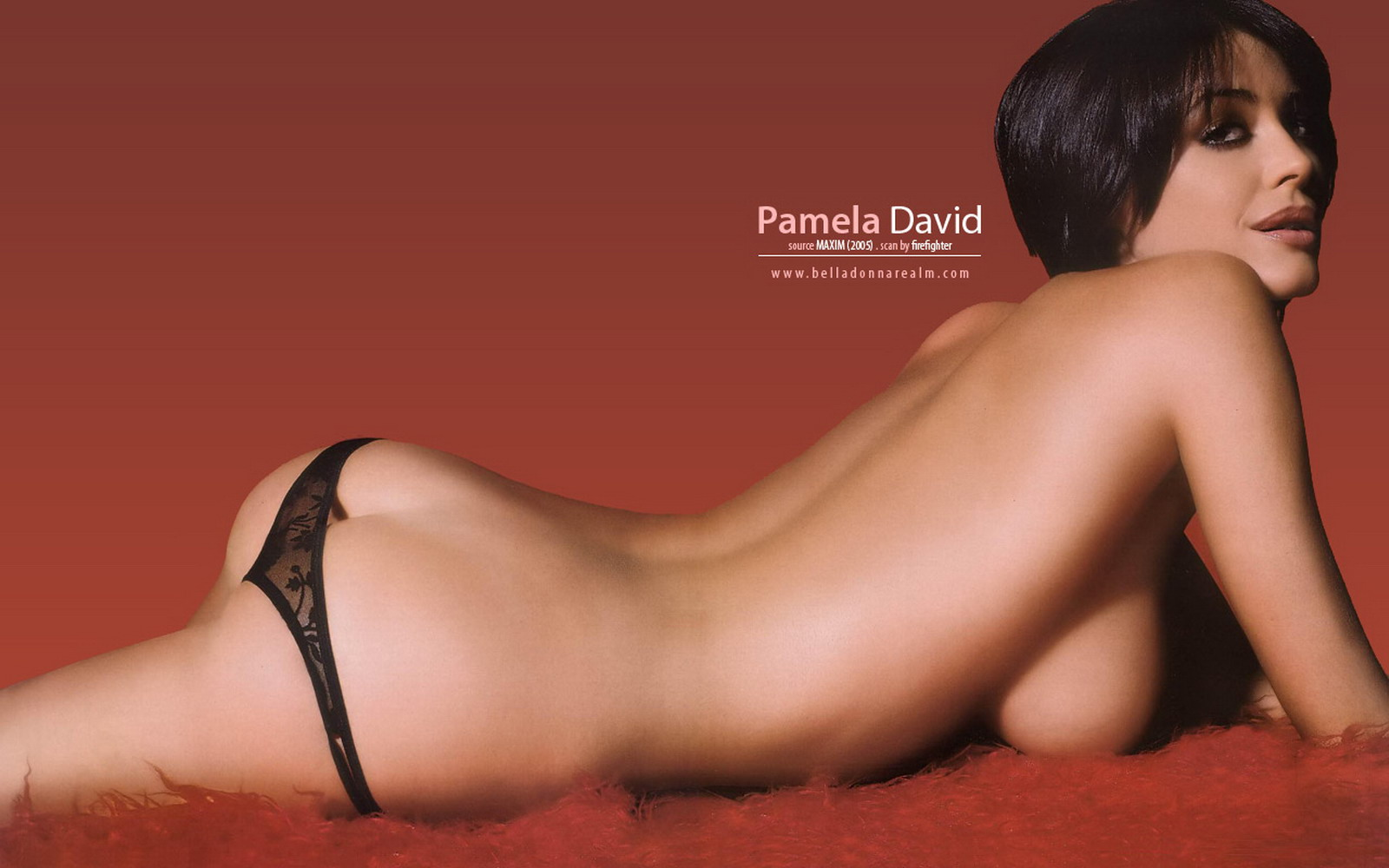 Pamela david naked ass pictures