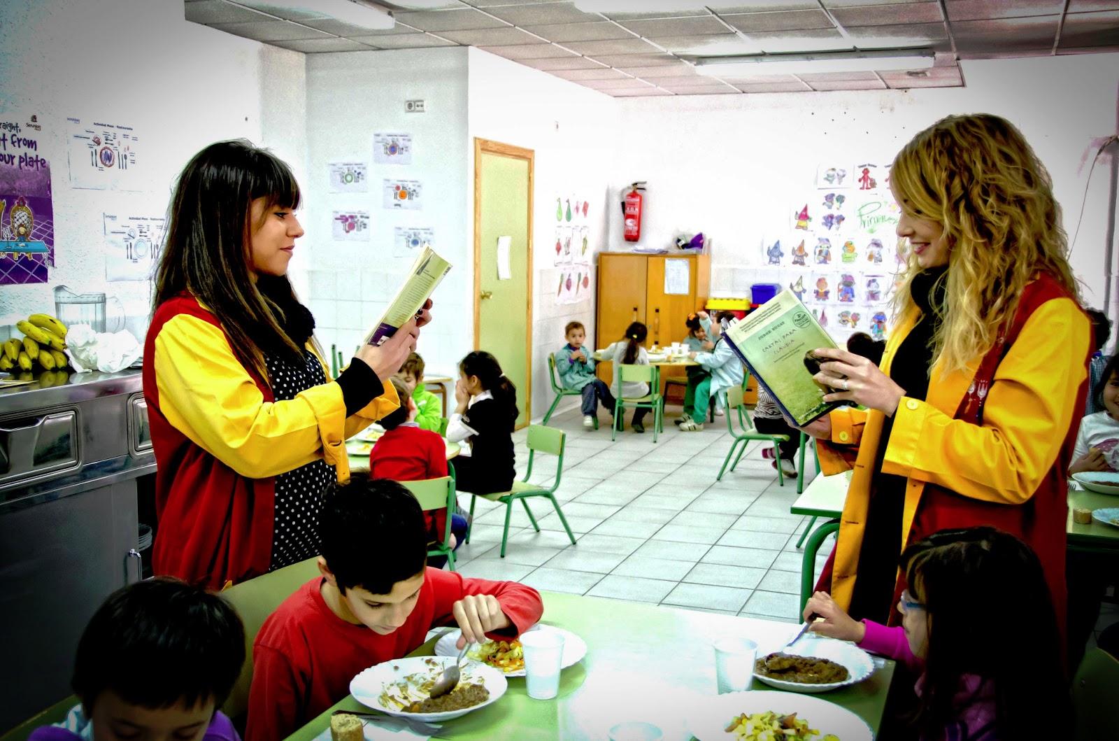 Ceip pedro p rez abad a comedor escolar - Proyecto de comedor escolar ...