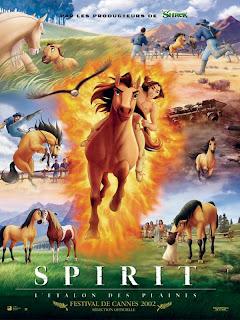 Ngựa Dòng Nòi Cimarron - Spirit: Stallion of... (2002)