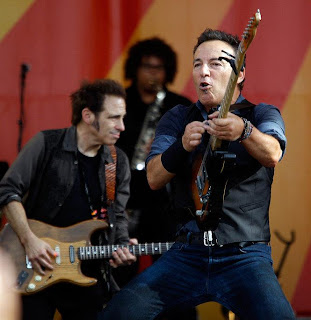 springsteen new orleans
