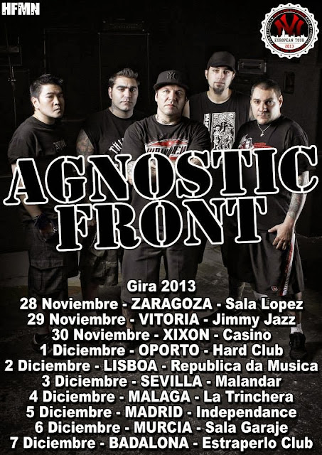 Agnostic Front