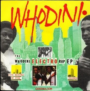 Whodini – The Electro Rap EP: Volume Two (Vinyl) (1984) (192 kbps)