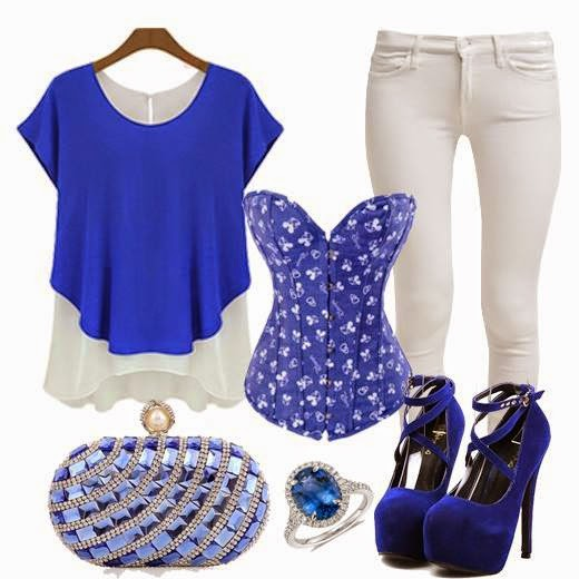Spring And Summer Outfits Designs #7.