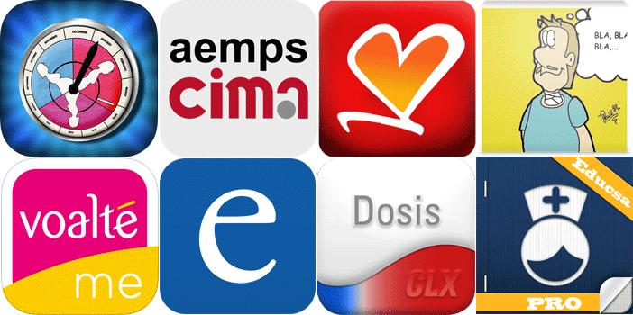 Mejores app Enfermería