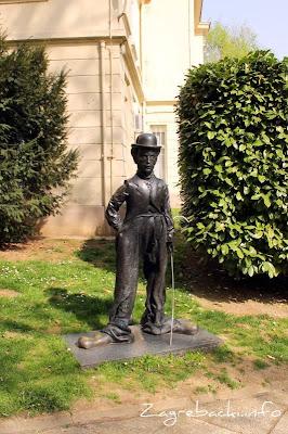 Charlie Chaplin - Ratko Petrić