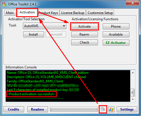 microsoft toolkit 2.4 5 how to use