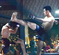 Mario Satya Wirawan One Championship