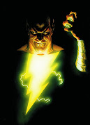 THE LEGION OF SUPERHEROES VS BLACK ADAM
