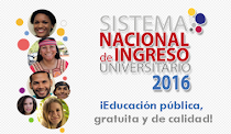 Sistema Nacional de Ingreso Universitario 2016