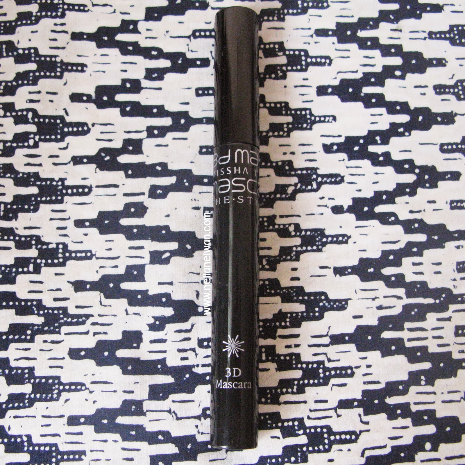 missha the style mascara