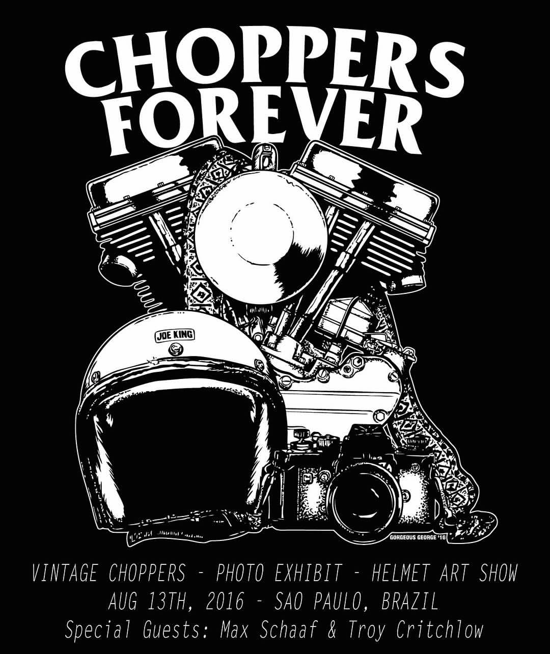 Choppers Forever...