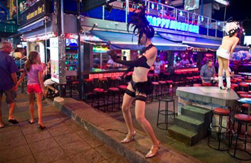 prostitucion porcentaje prostitutas obligadas