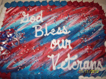 God Bless our Veterans!