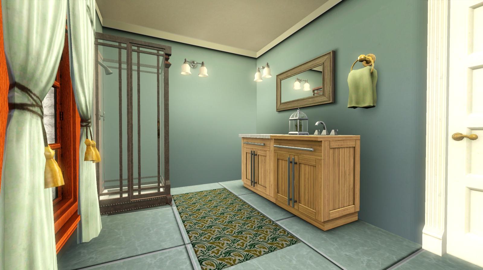 3階バスルーム シャワー