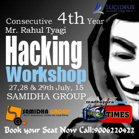 Hacking Workshop