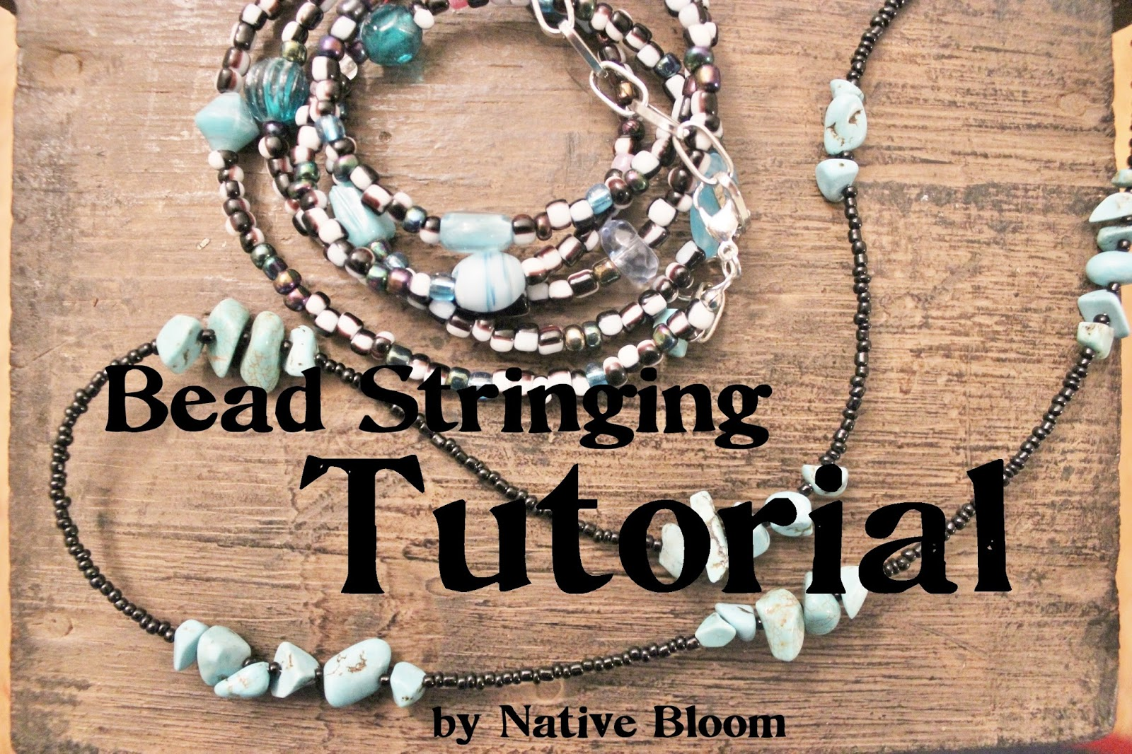 beading instructions for beginners