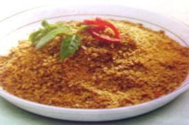 Ragam sambal di Indonesia...!!!