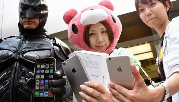 9 Alasan iPhone Lebih Rancak dari Ponsel Android