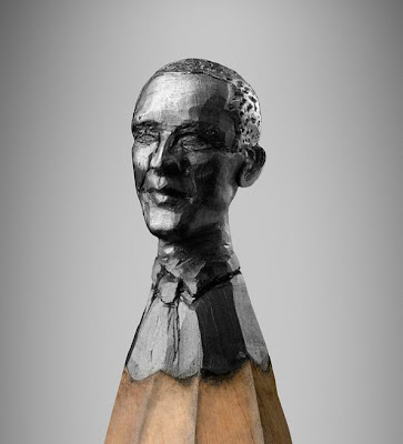 Pencil Tip Sculptures by Ragna Reusch Klinkenberg (7) 2