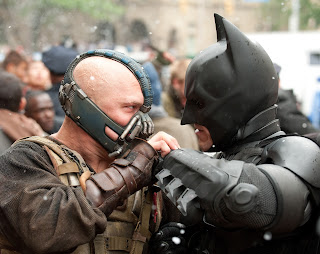 Bane vs Batman HD Wallpaper