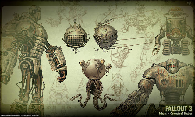 Farewell Adam Adamowicz: The Conceptual Art Machine Behind FallOut 3 and Skyrim