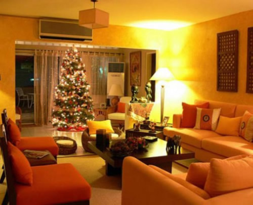 Christmas home decor and christmas tree decorating ideas for Ta home decor