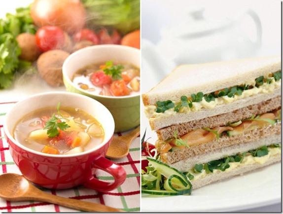 Ya sabemos que la comida tiene un papel influyente en nuestro organismo pero lo quiz s no nos - Alimentos frios ...