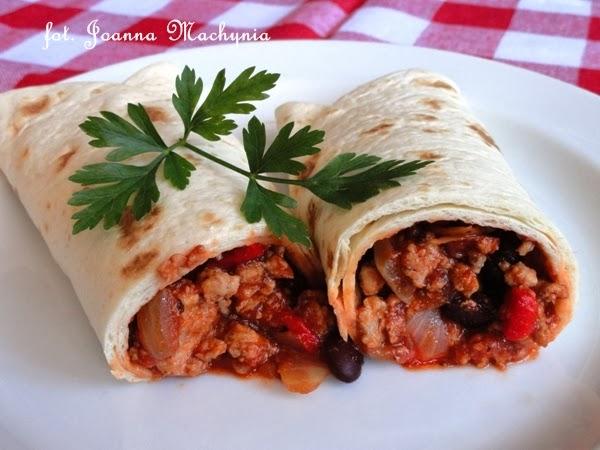 Smakolyki Asi Burrito